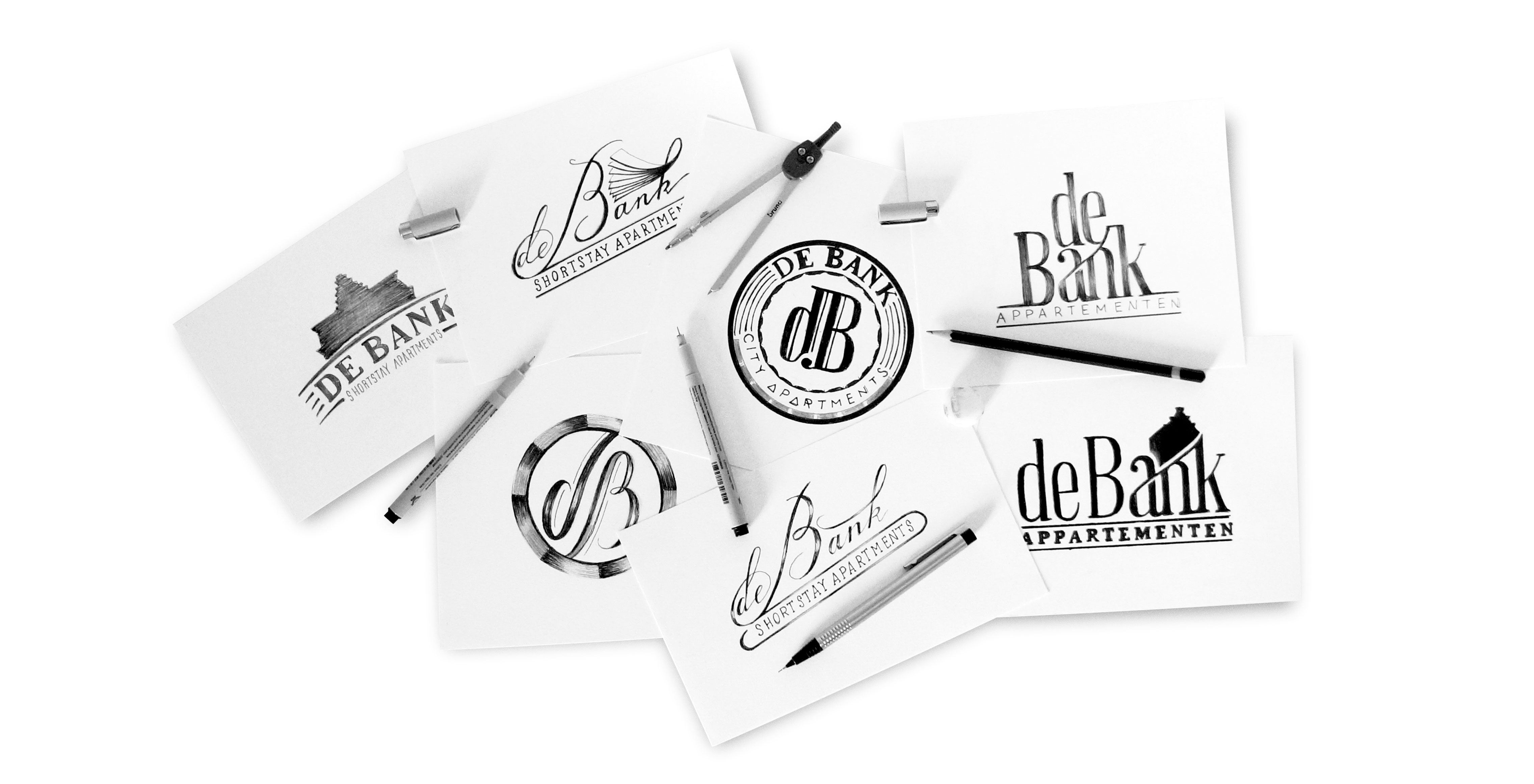 De-Bank_Schetsen