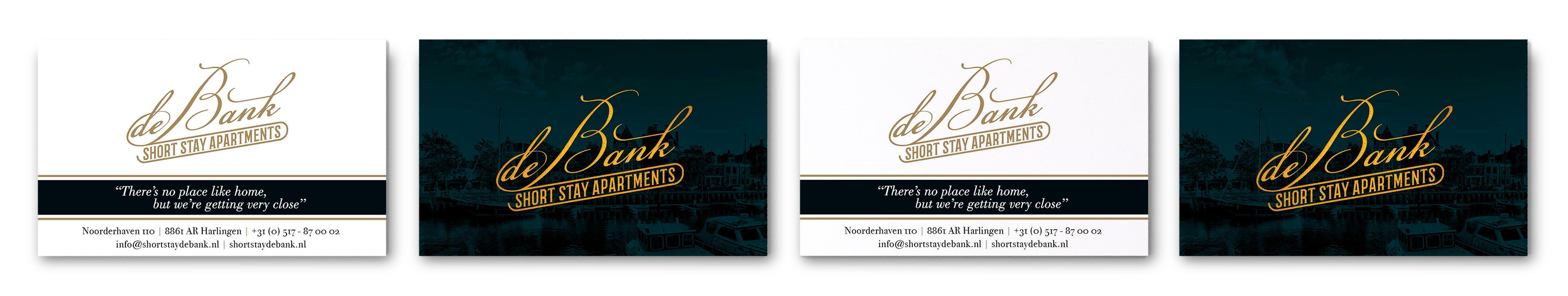 De-Bank_Visitekaartjes